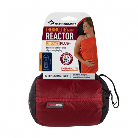 LENJERIE - THERMOLITE REACTOR PLUS (COMPACT) MUMMY LINER [3]