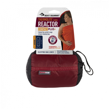 LENJERIE THERMOLITE REACTOR PLUS (COMPACT) MUMMY LINER [0]