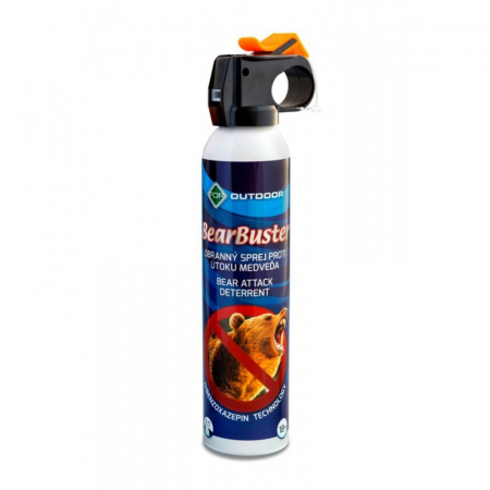Spray autoaparare BearBuster 300 ml (husa inclusa)0