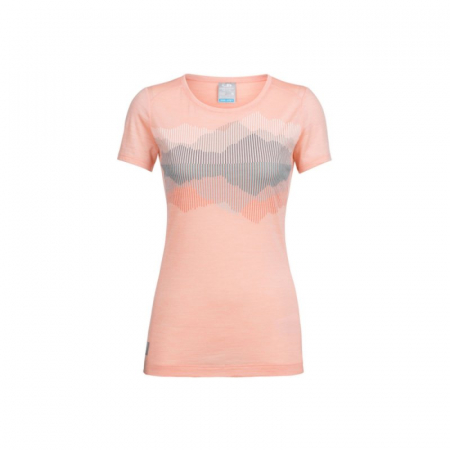 TRICOU SPHERE SSL CREWE COOK REFLECTED WOMEN1