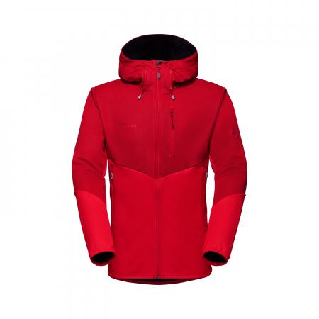 Ultimate VI SO Hooded Jacket Men SS210