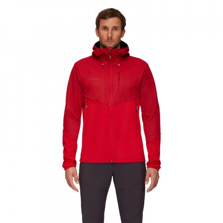 Ultimate VI SO Hooded Jacket Men SS212