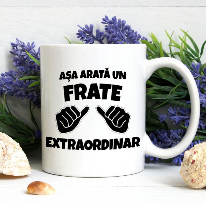 CANA ASA ARATA UN FRATE EXTRAORDINAR 0