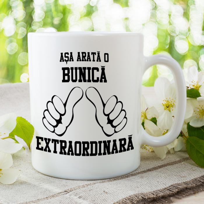 CANA ASA ARATA O BUNICA EXTRAORDINARA 0