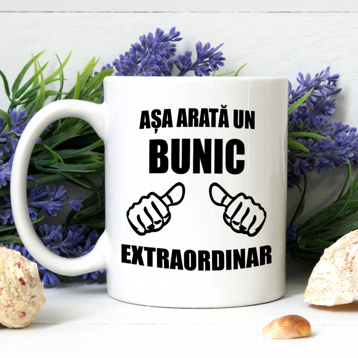 CANA ASA ARATA UN BUNIC EXTRAORDINAR 0