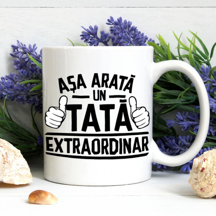 CANA ASA ARATA UN TATA EXTRAORDINAR 0