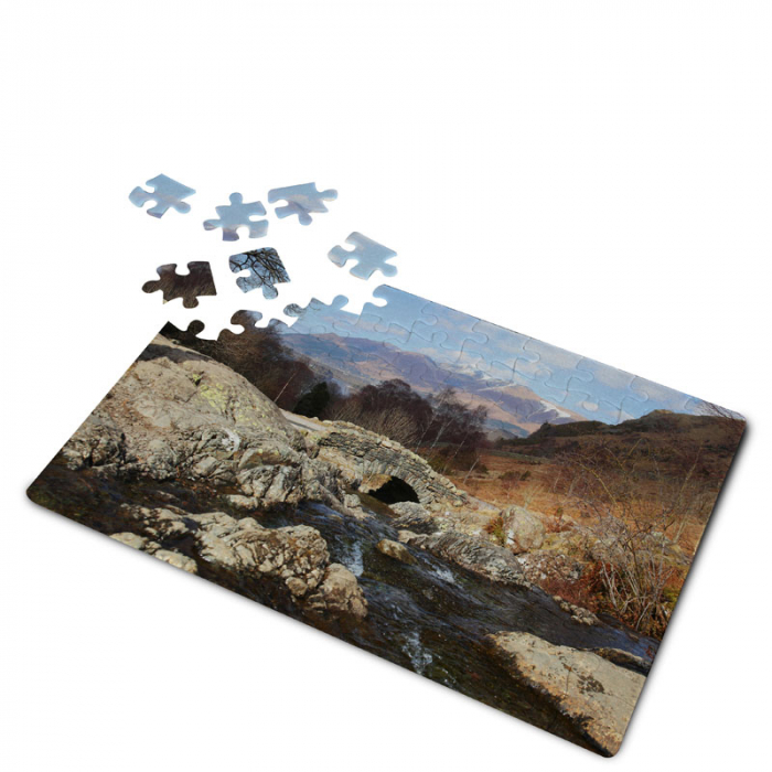 PUZZLE MAGNETIC A4 - 48 PIESE 1