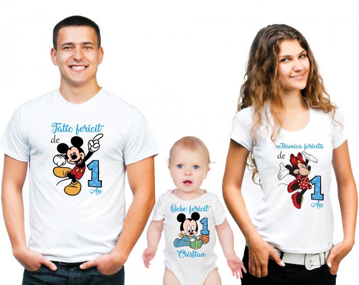 SET TRICOURI PERSONALIZATE FAMILIE- NR.7 0