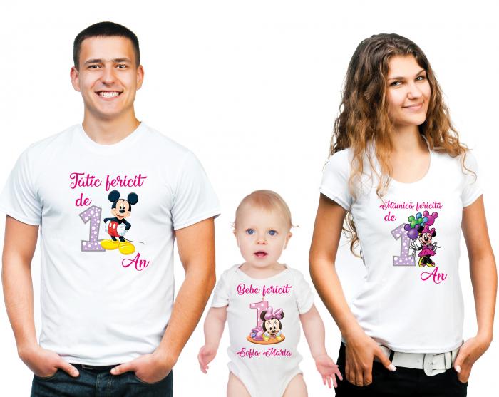 SET TRICOURI PERSONALIZATE FAMILIE- NR.8 [0]