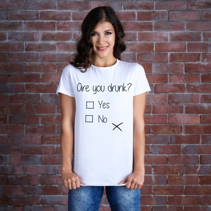 TRICOU ARE YOU DRUNK? [0]