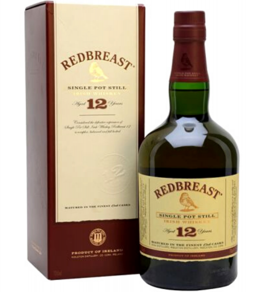 REDBREAST WHISKY 12 ANI 0.7L [0]