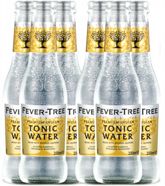 Pachet Apa Tonica Premium Fever Tree 0,2L - 6 Sticle [0]