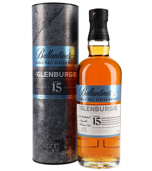 BALLANTINE'S GLENBURGIE 15 ANI 0.7L [0]
