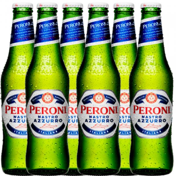 PACHET BERE PERONI 0,33L - 8 STICLE [0]
