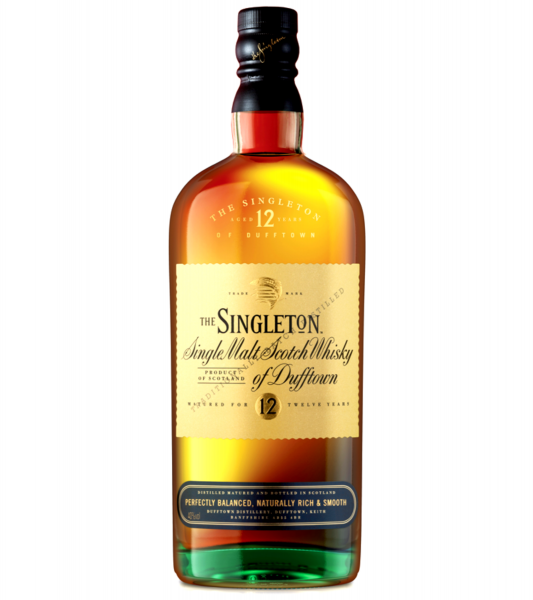 SINGLETON SINGLE MALT WHISKY 12 ANI 0.7L [0]