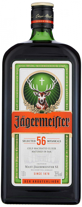JAGERMEISTER 1000 ml [0]