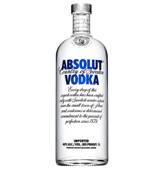 ABSOLUT BLUE 700 ml [0]