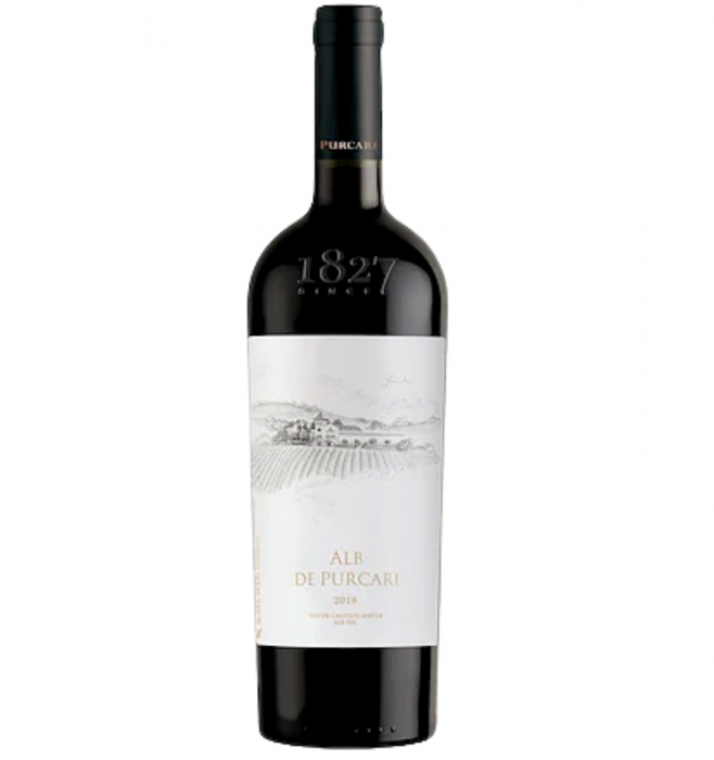 Alb de Purcari Chardonnay & Pinot Grigio & Pinot Blanc Sec 1.5L 13.5% alc./vol. [0]