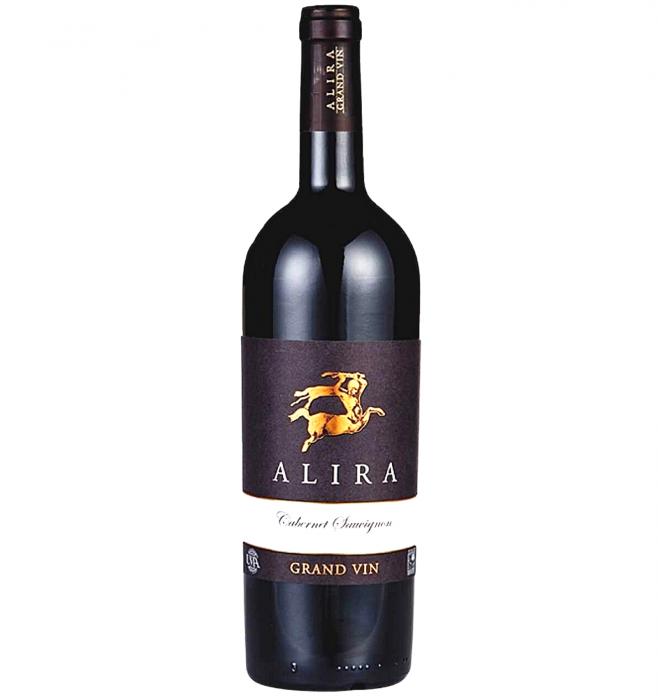 Alira Magnum Grand Cabernet Sauvignon Rosu Sec 3L 13.5% alc./vol. [0]