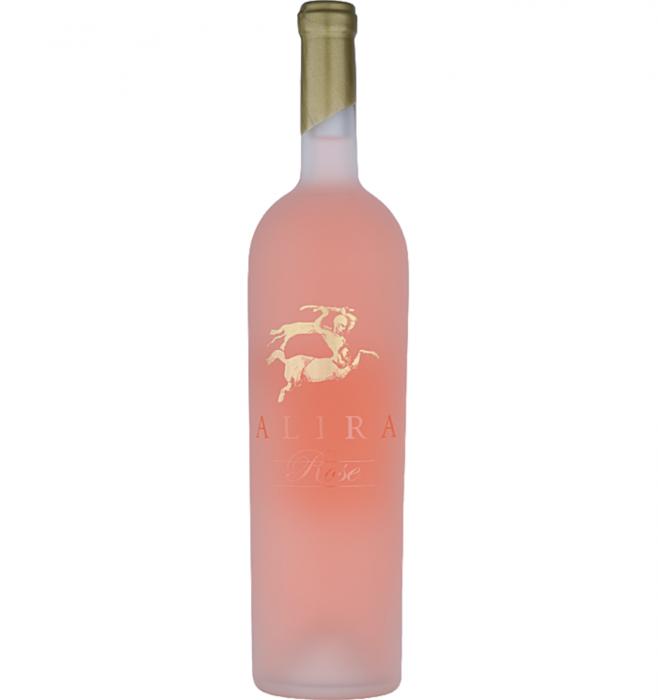 Alira Magnum Feteasca Neagra & Cabernet Sauvignon Roze Sec 1.5L 12.5% alc./vol. [0]