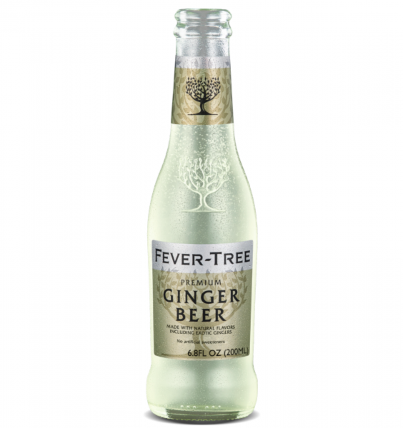 Apa Tonica Fever Tree Premium Ginger Beer 0.2 L [0]