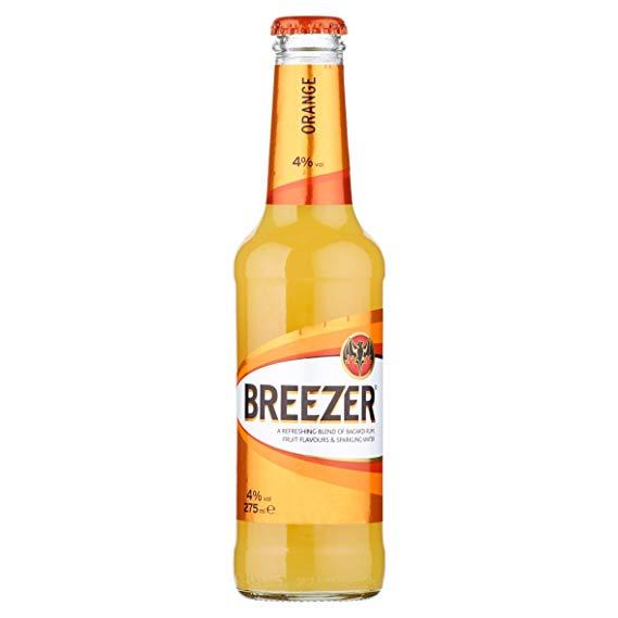 BACARDI BREEZER ORANGE 275 ml [0]