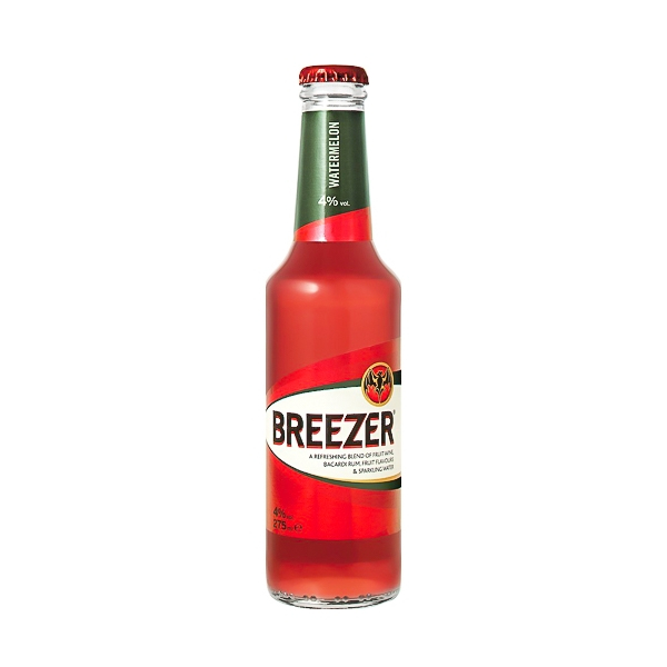BACARDI BREEZER WATERMELON 275 ml [0]