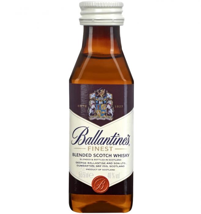 Ballantine's 0.05L 40% alc. [0]