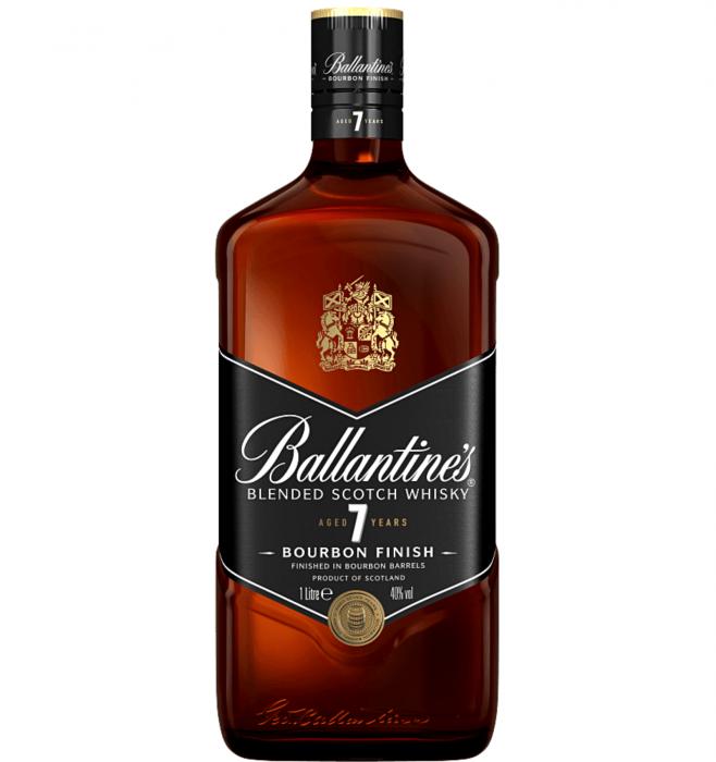 Ballantine's 7 Ani 40% alc./vol. 0.7L [0]