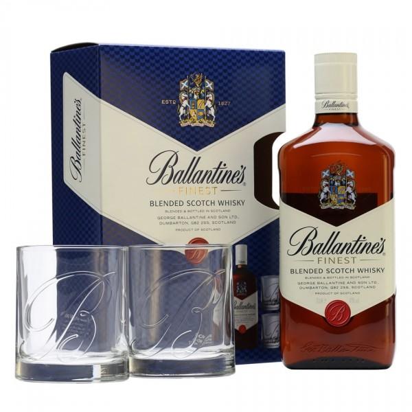 BALLANTINE'S SET PAHARE 700 ml [0]