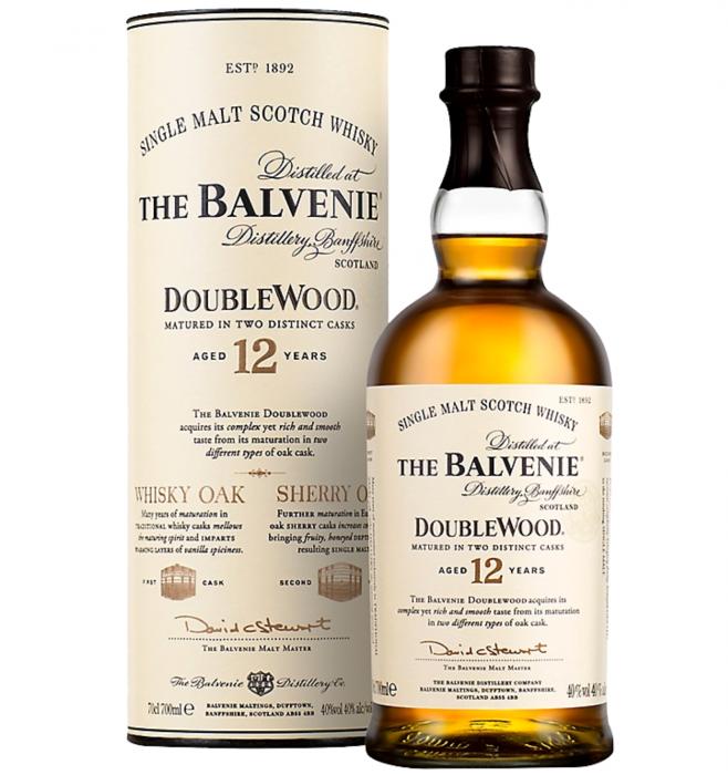 Balvenie DoubleWood 12 Ani 0.7L [0]
