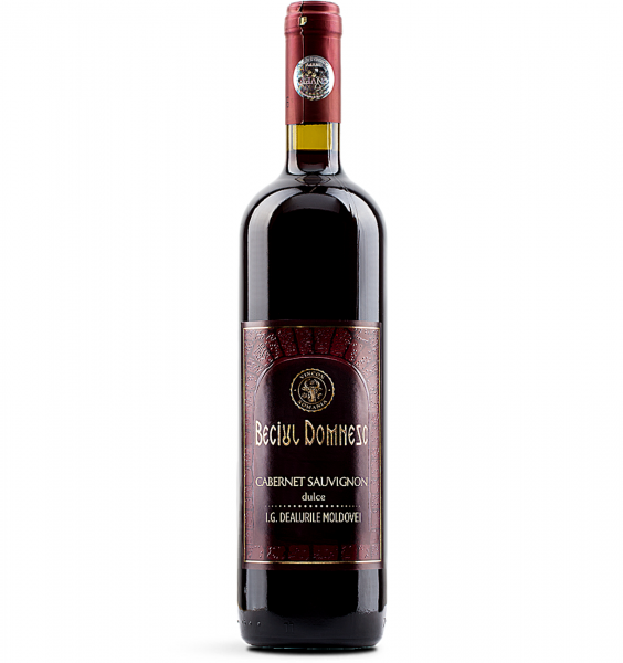Beciul Domnesc Cabernet Sauvignon Dulce 0.75L 12% alc./vol. [0]