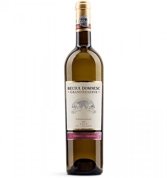 Beciul Domnesc Grand Reserve Chardonnay Sec 0.75L 14% alc./vol. [0]