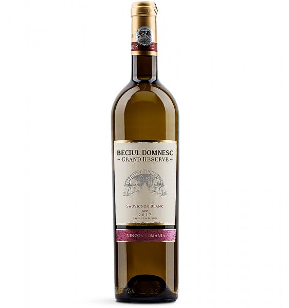 Beciul Domnesc Grand Reserve Sauvignon Blanc Sec 0.75L 14% alc./vol. [0]