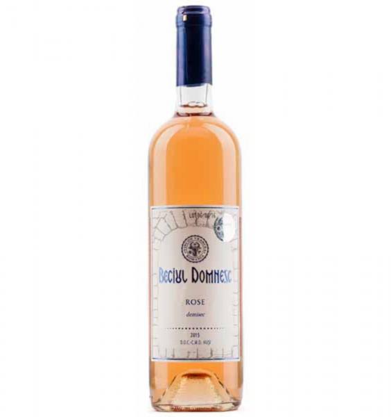 BECIUL DOMNESC ROSE 750 ml [0]