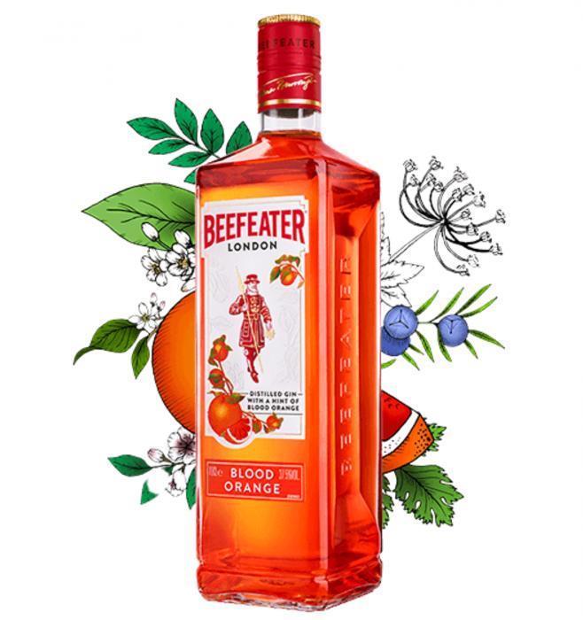 Beefeater Gin Blood Orange 0.7L [0]