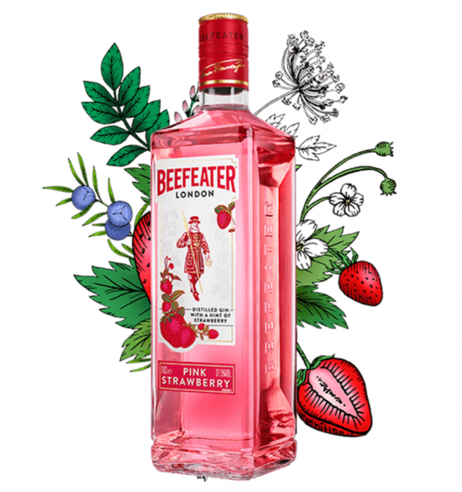 BEEFEATER PINK 700 ml [0]