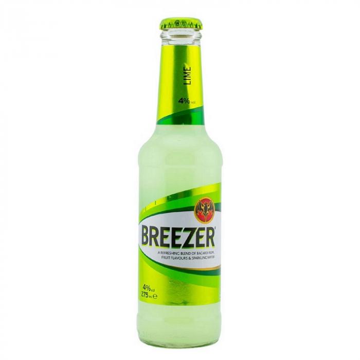 BACARDI BREEZER LIME 275 ml [0]