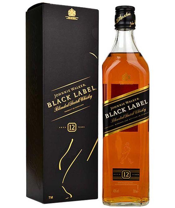 JOHNNIE WALKER BLACK LABEL 700 ml [0]