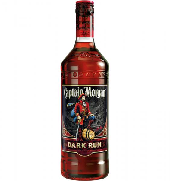 CAPTAIN MORGAN DARK RUM 700 ml [0]