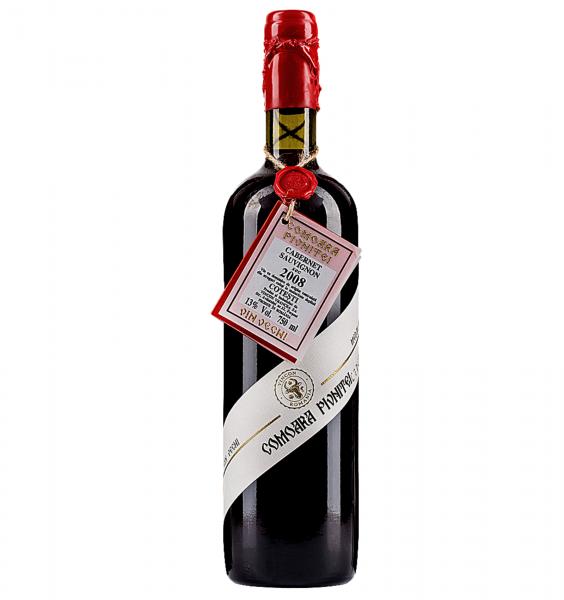 Comoara Pivniței Cabernet Sauvignon Sec 2008 0.75L 13% alc./vol. [0]