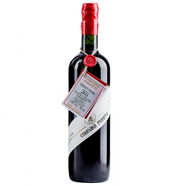 Comoara Pivniței Pinot Noir Demisec 2011 0.75L 13% alc./vol. [0]
