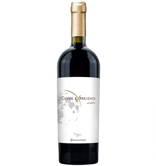 Cuvee Experience Merlot & Cabernet & Feteasca Neagra Rosu Sec 0.75L 15.5% alc./vol. [0]