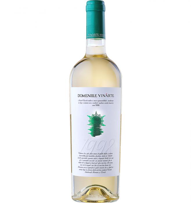 Domeniile Vinarte Sauvignon Blanc & Feteasca Alba Alb Sec 0.75L 12.5% alc./vol. [0]