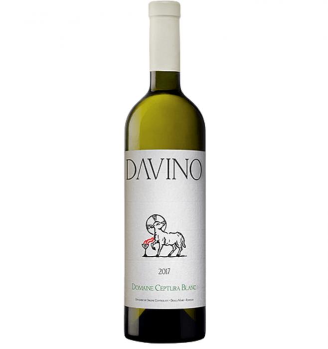 Davino Domaine Ceptura Blanc Alb Sec 0.75L [0]
