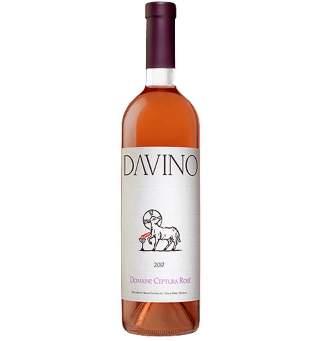 Davino Domaine Ceptura Roze 0.75L [0]