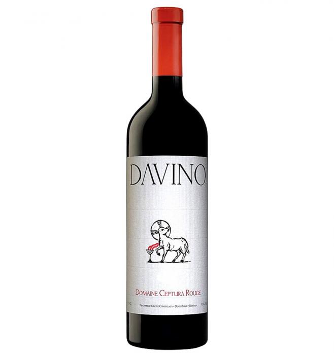 Davino Domaine Ceptura Rouge 0.75L [0]