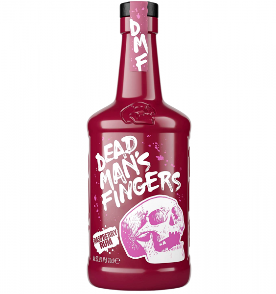 Dead Man's Fingers Raspberry 0.7L 37.5% alc./vol. [0]