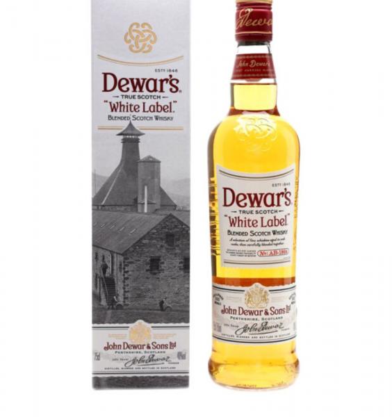 DEWAR'S WHITE LABEL 700 ml [0]