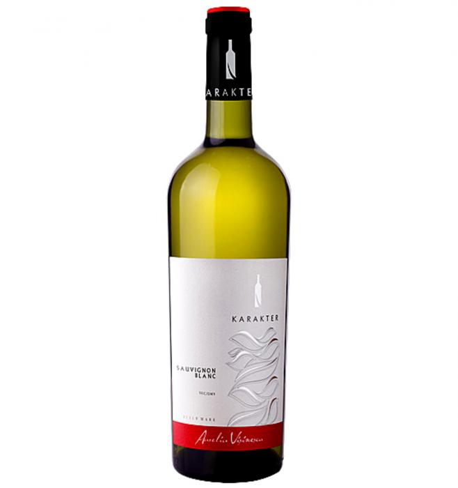Karakter Sauvignon Blanc Alb Sec 0.75L [0]